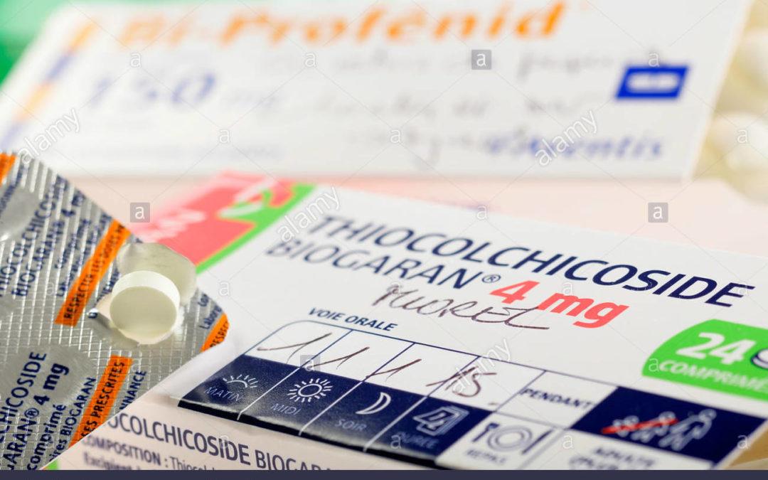 Tiocolchioside